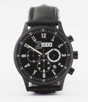 Z1000 Chronograph matt black