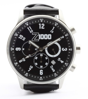 Z1000 Chronograph stainless steel