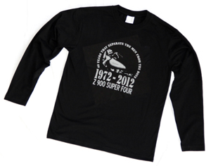 Z 900 40 Years Long Sleeve Shirt