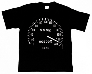 NEW! The Z 900 speedometer t-shirt!