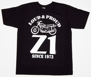 NEW! The Z1 45th anniversary t-shirt!