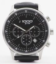 Z900.us Z1-R Chronograph stainless steel 43 mm